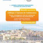 Journées itinérantes francophones d'éthique des soins de santé Marseille