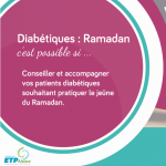 Diabétiques et Ramadan