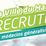 La ville du Mans recrute des médecins généralistes
